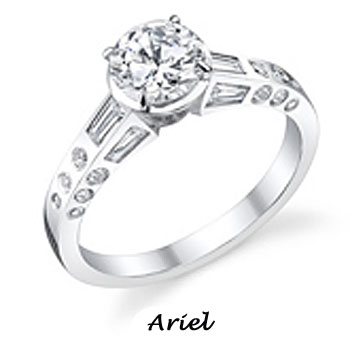 ariel engagement ring by disney - Disney Engagement Rings And Wedding Bands