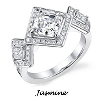 Disney Wedding Rings on Jasmine Engagement Ring By Disney   Wedding   Engagement Noise