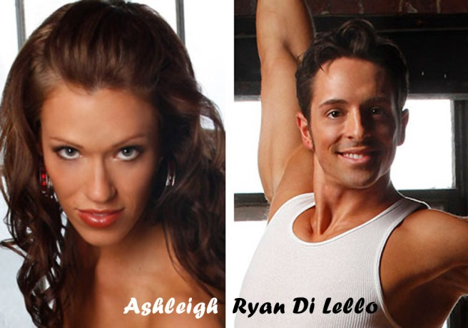 SYTYCD married couple Ashleigh & Ryan De Lello - so you think you can dance