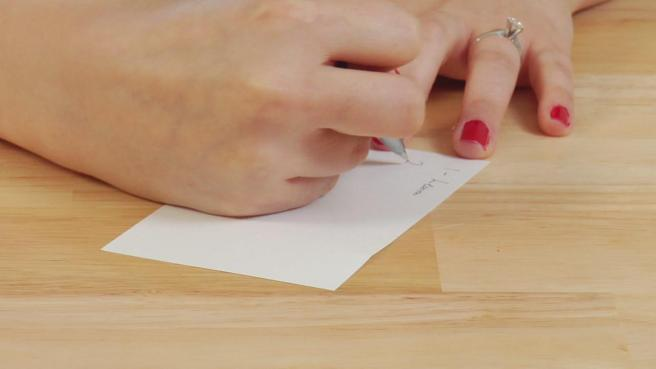 wedding invitation writing sample