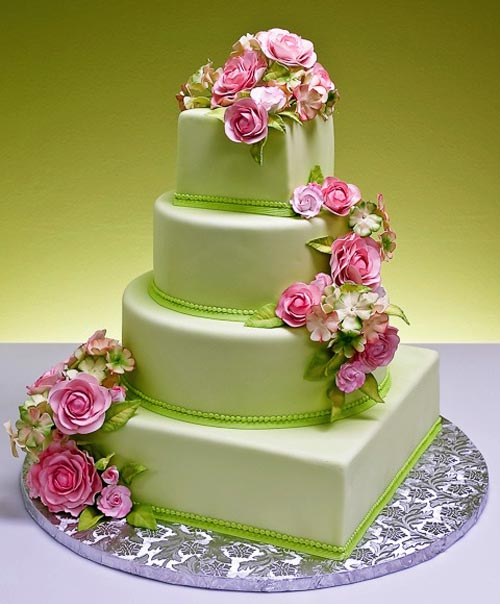 Would You Rent A Faux Wedding Cake To Save Money