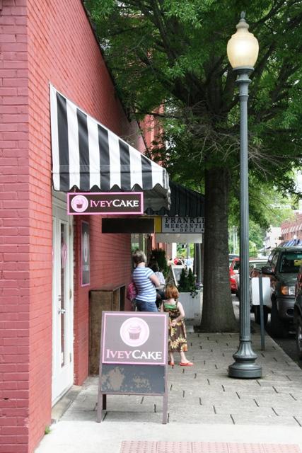 iveycake wedding cupcakes Nashville, TN