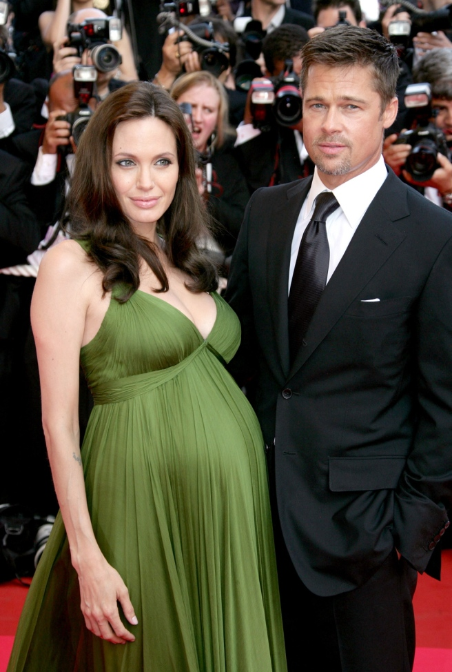 angelina jolie & brad pitt getting married, wedding soon