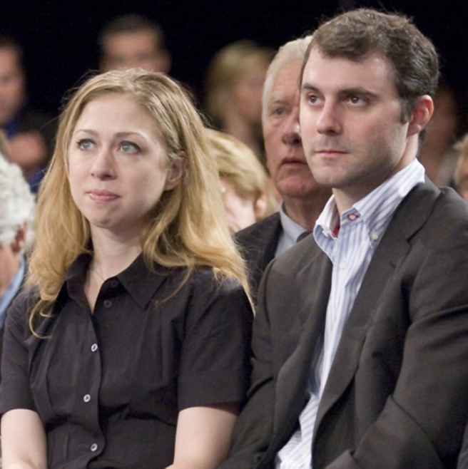 Chelsea Clinton Marc Mezvinsky getting married
