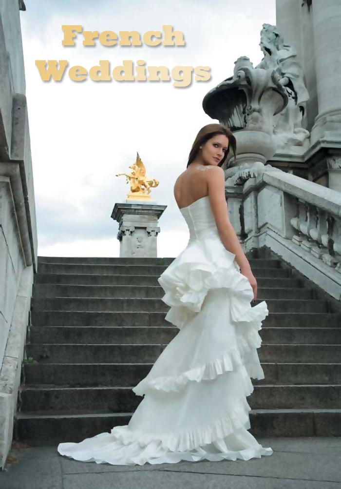 September 2012 wedding engagement noise for Wedding dress in paris