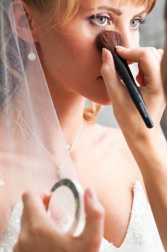 tips for soft skin wedding day