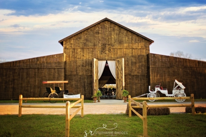 top rated barn wedding venue southeast